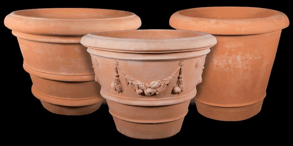 Vases & Planters – Terra Cotta Pots