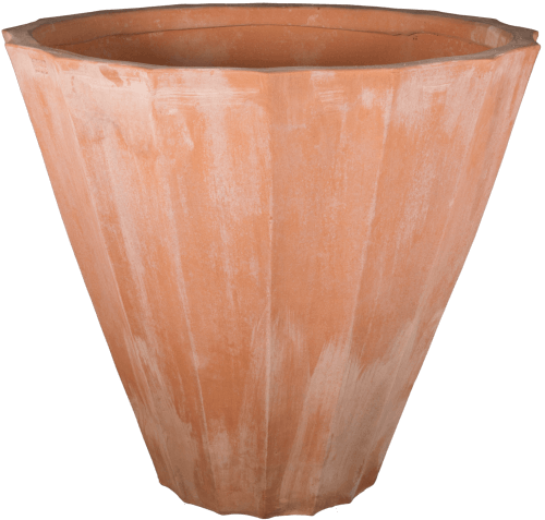 Vaso Trapezio - Terra Cotta Planter