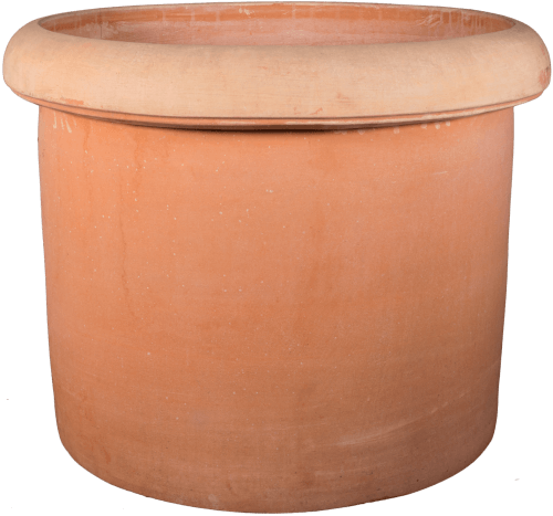 Cilindro Article - Terra Cotta Planter